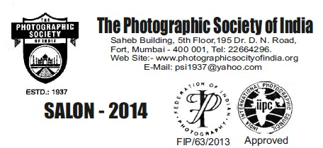 64TH ALL INDIA - Exhibition of Photography 2014